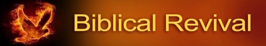 Biblical Revival Part 5